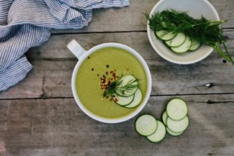 Forget Juicing, These Soup Recipes Will Kick-Start Your Detox via Glitter Guide