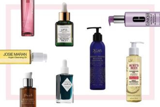 10 Facial Oils With Big Beauty Benefits For You via Glitter Guide