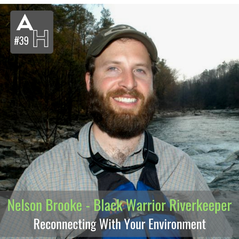 Nelson Brooke - Black Warrior Riverkeeper