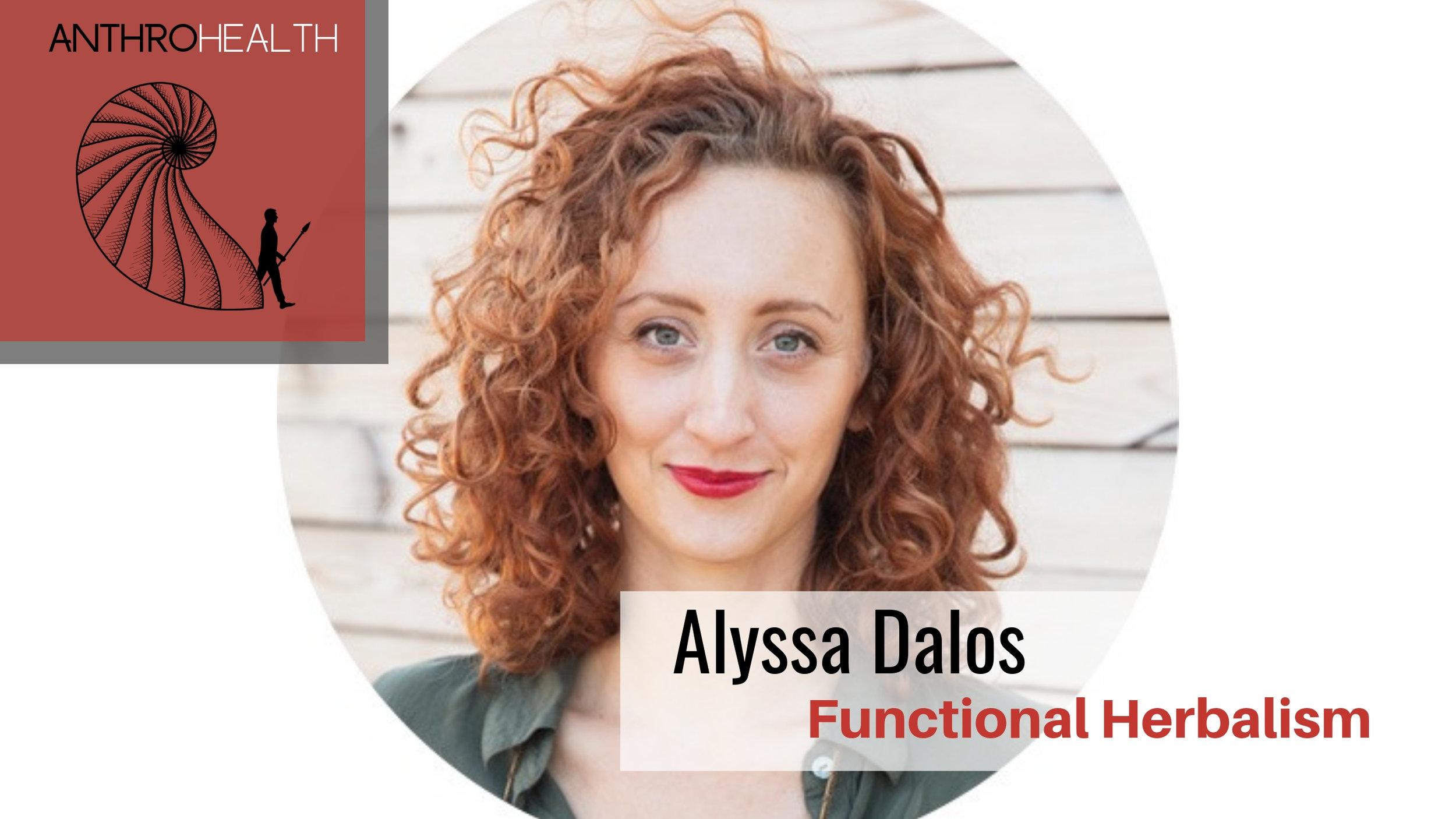 Alyssa Dalos - AnthroHealth Podcast