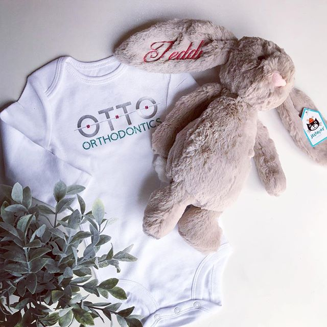 Congrats again to our friends at @ottoortho on the newest member of the Team! #ottoortho #hberhmanndesigns #welcometotheworld Teddi!