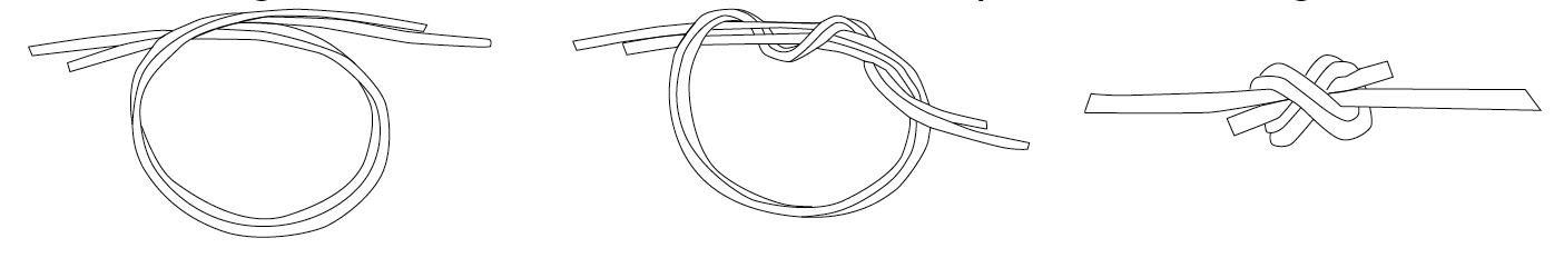 Tenkara Double/Triple Surgeon's Knot