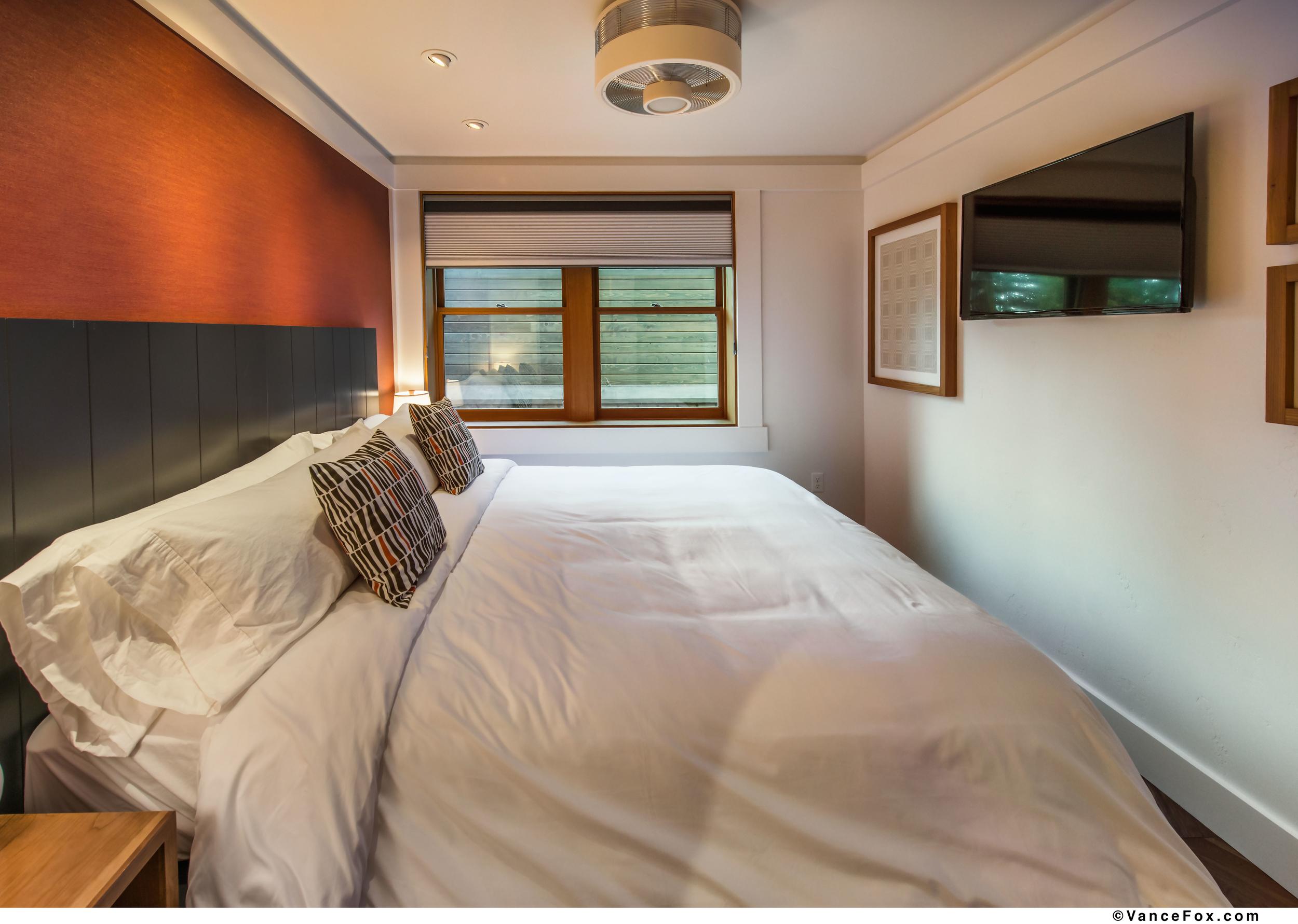 Bedroom One - Lower Level