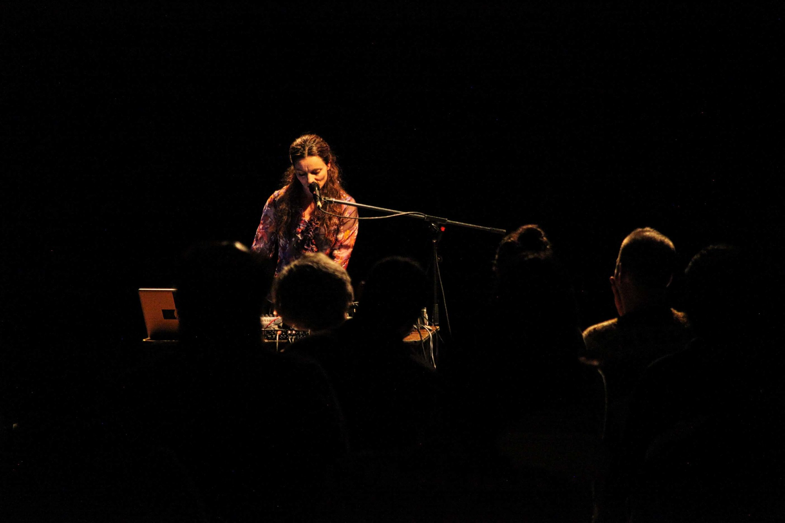 Maja Ratkje. Constellation, Chicago, 2013.