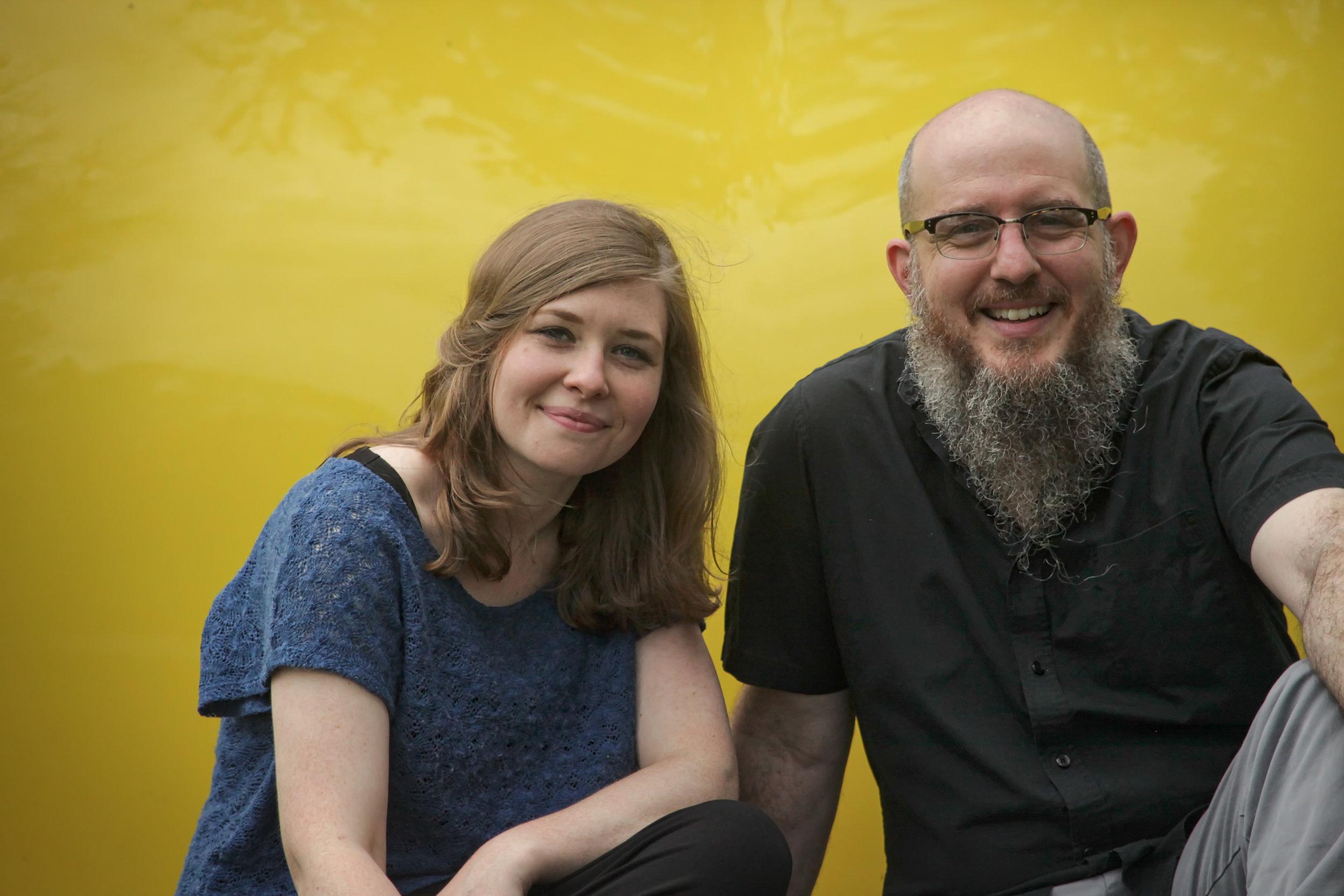 Wayfaring: Katie Ernst, James Falzone. Grant Park, Chicago, 2016.