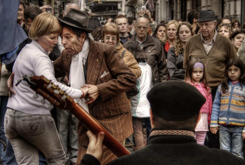 San Telmo, Buenos Aires. Photo by José María Pérez Nuñez via Flickr CCL.