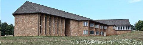 Holly Cross Abbey Retreat House, Berryville, VA.