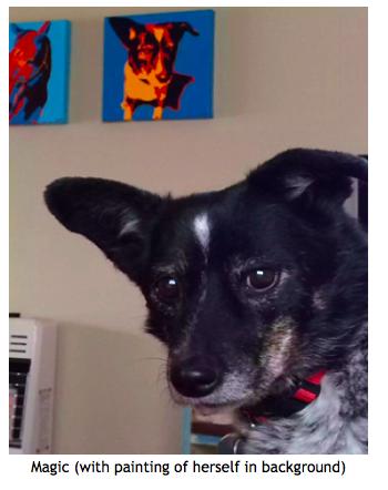Therapy dog, Magic