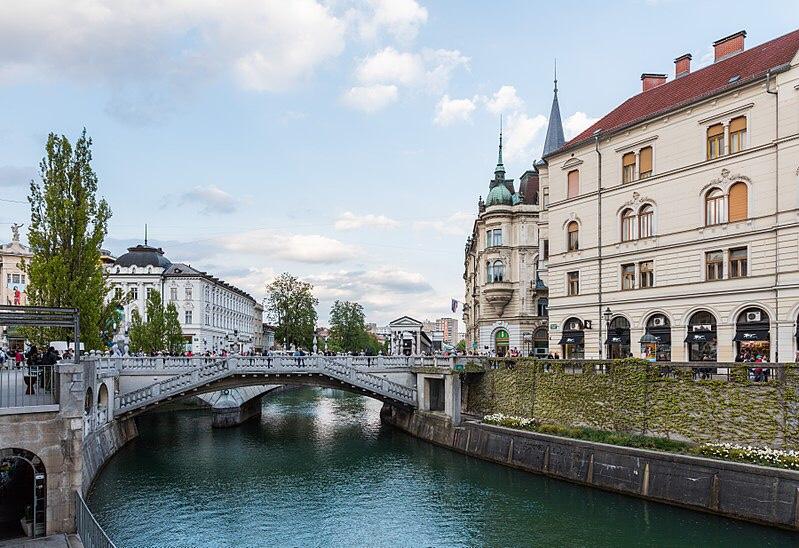 Ljubjada, Slovenia. Photo by Diego Delso
