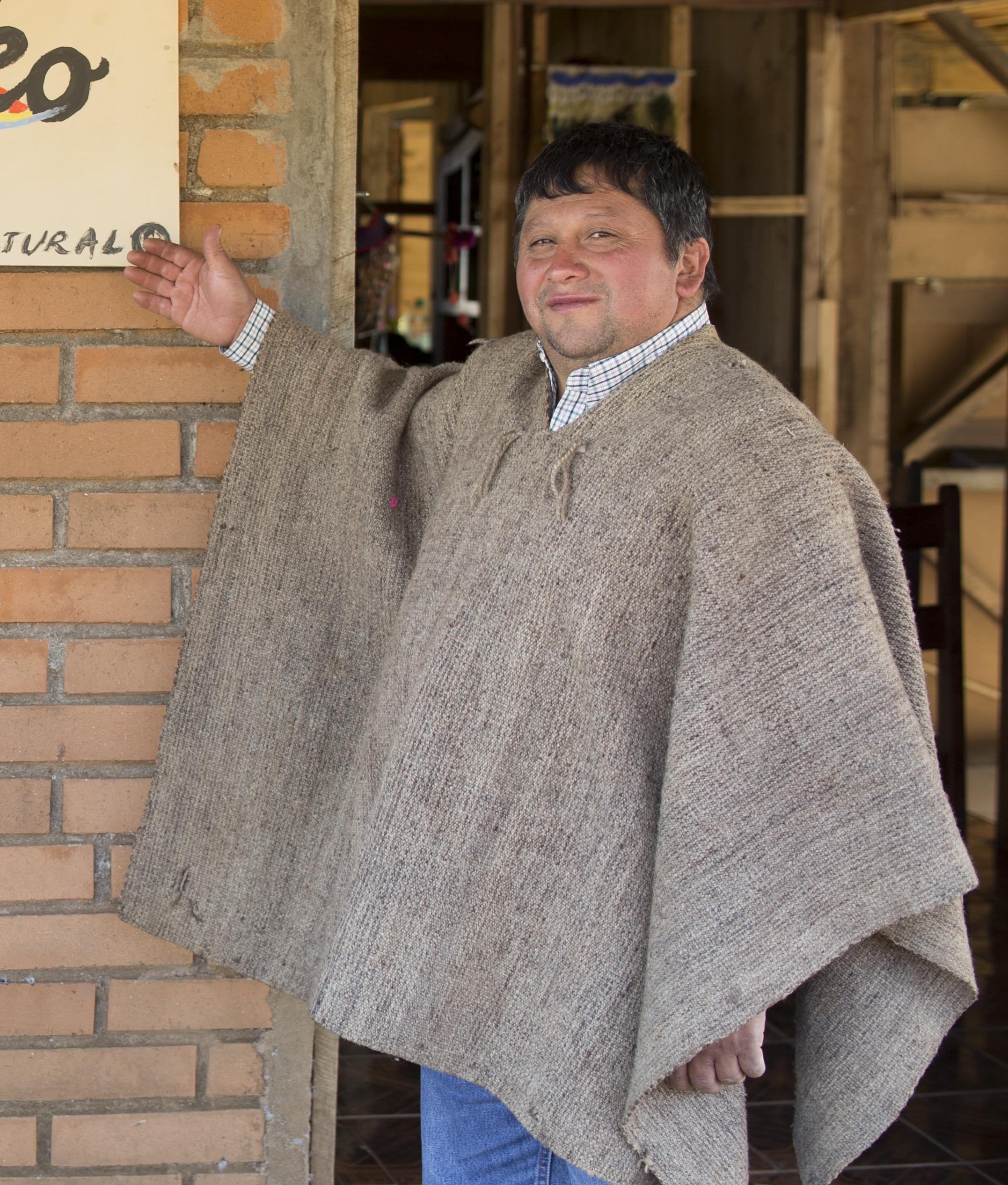 Gabriel Ernesto Antilao Catrimil