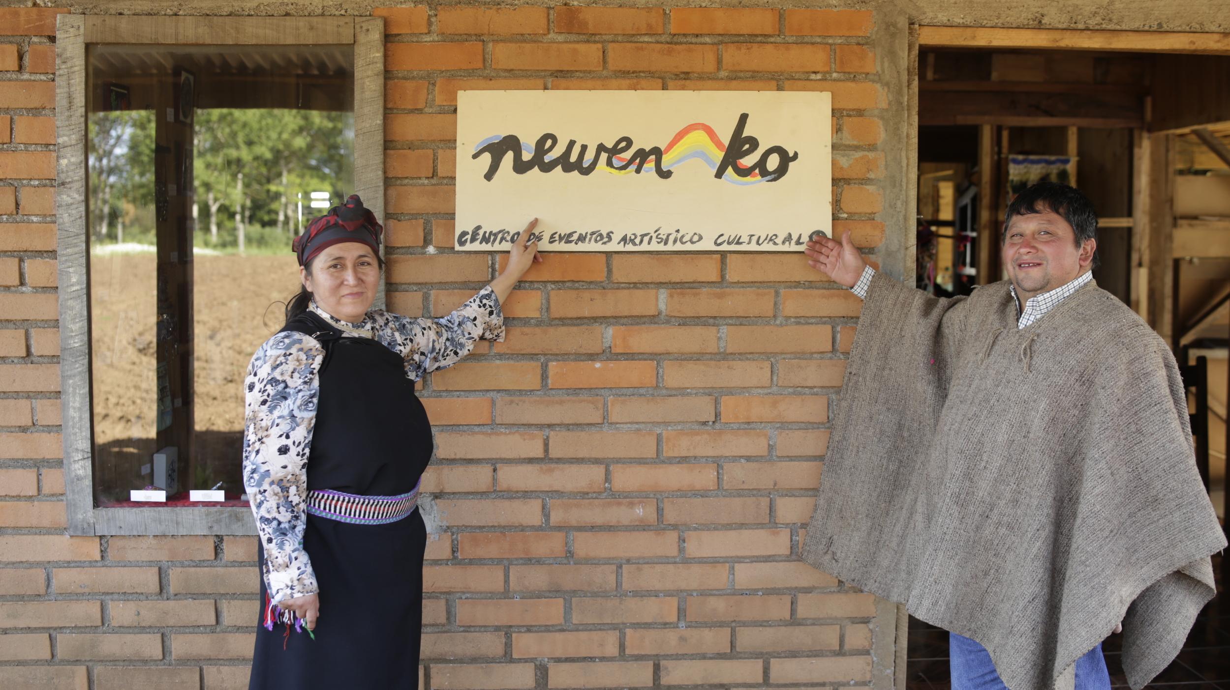 Newen Ko - Francisca y Gabriel