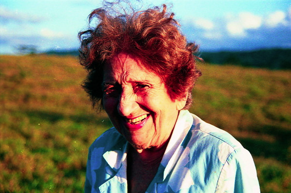 Alvaro's abuela, Beatriz de Borregales. In addition to her other impressive accomplishments, she practiced yoga through her nineties! #abuelafacts