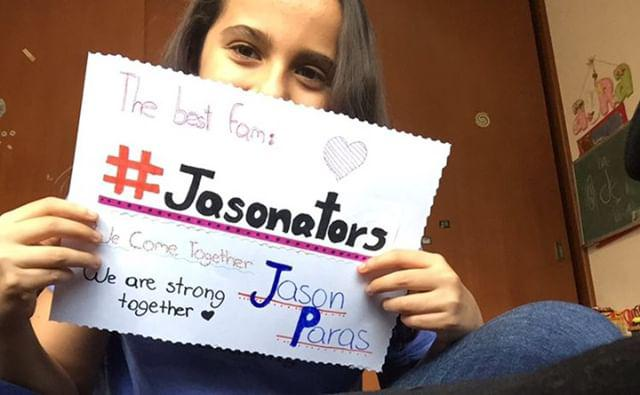 Such an amazing picture from one of our Jasonators!!!