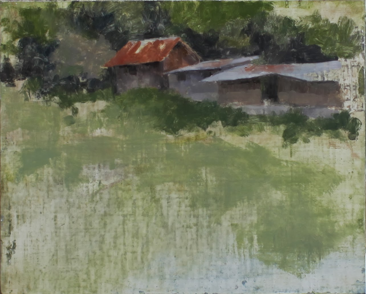 Hillside Barns