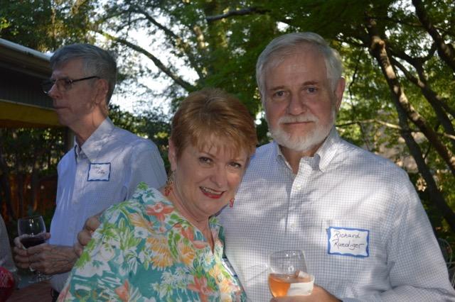 Rebecca and Richard Ruediger