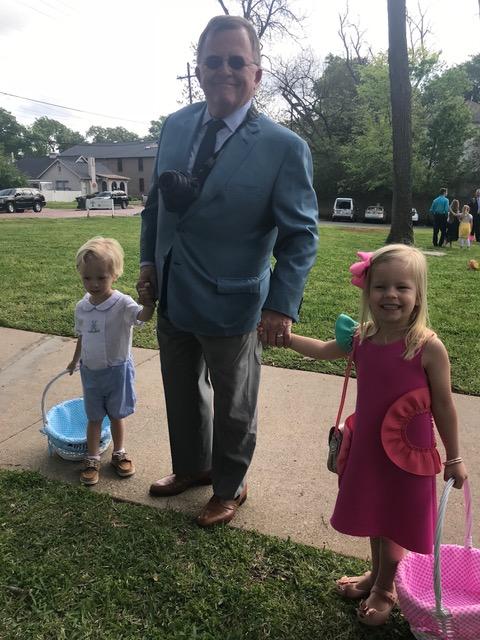Otis Carroll & grandkids.jpeg