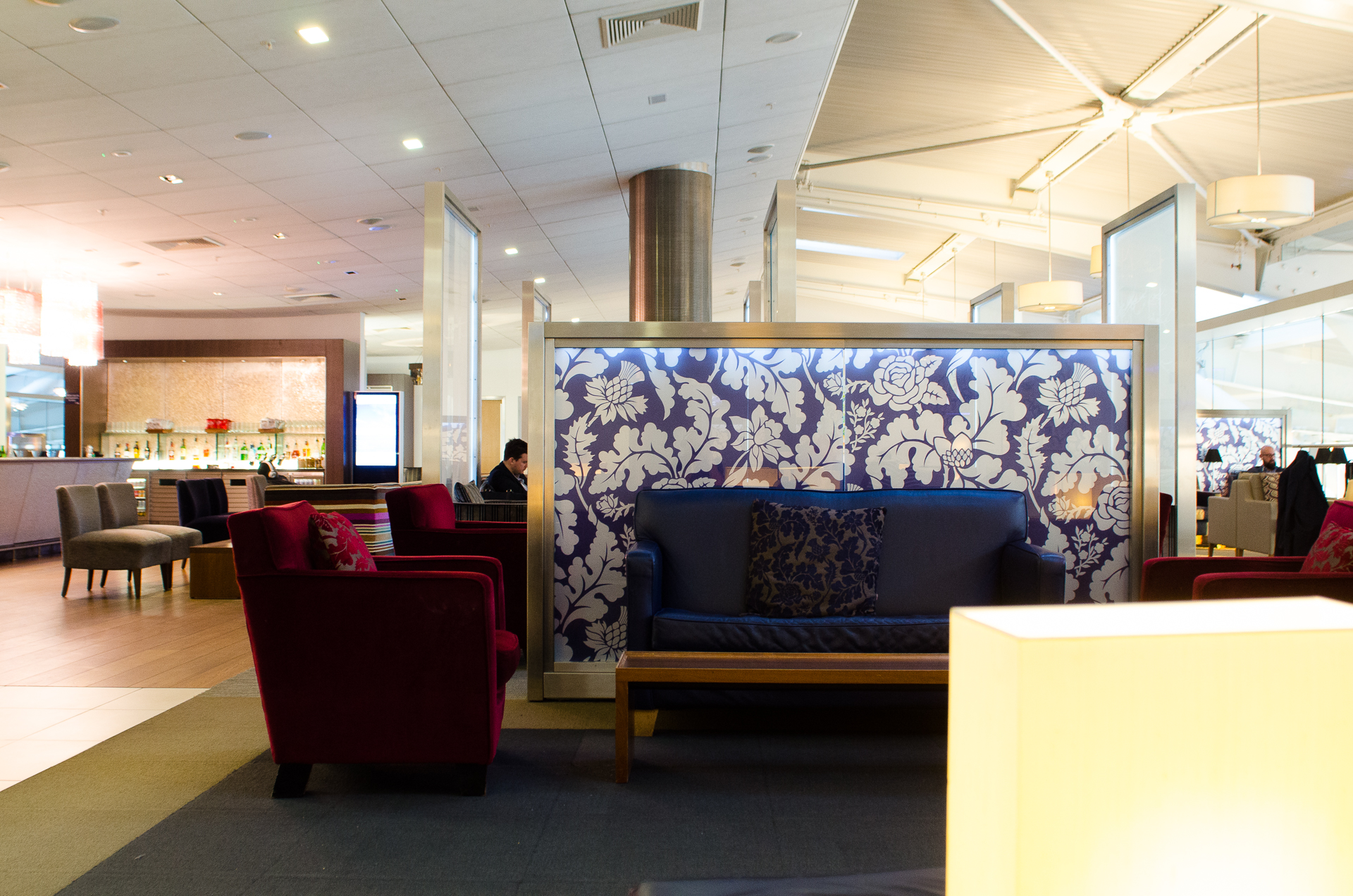 BA Lounge, Heathrow T5