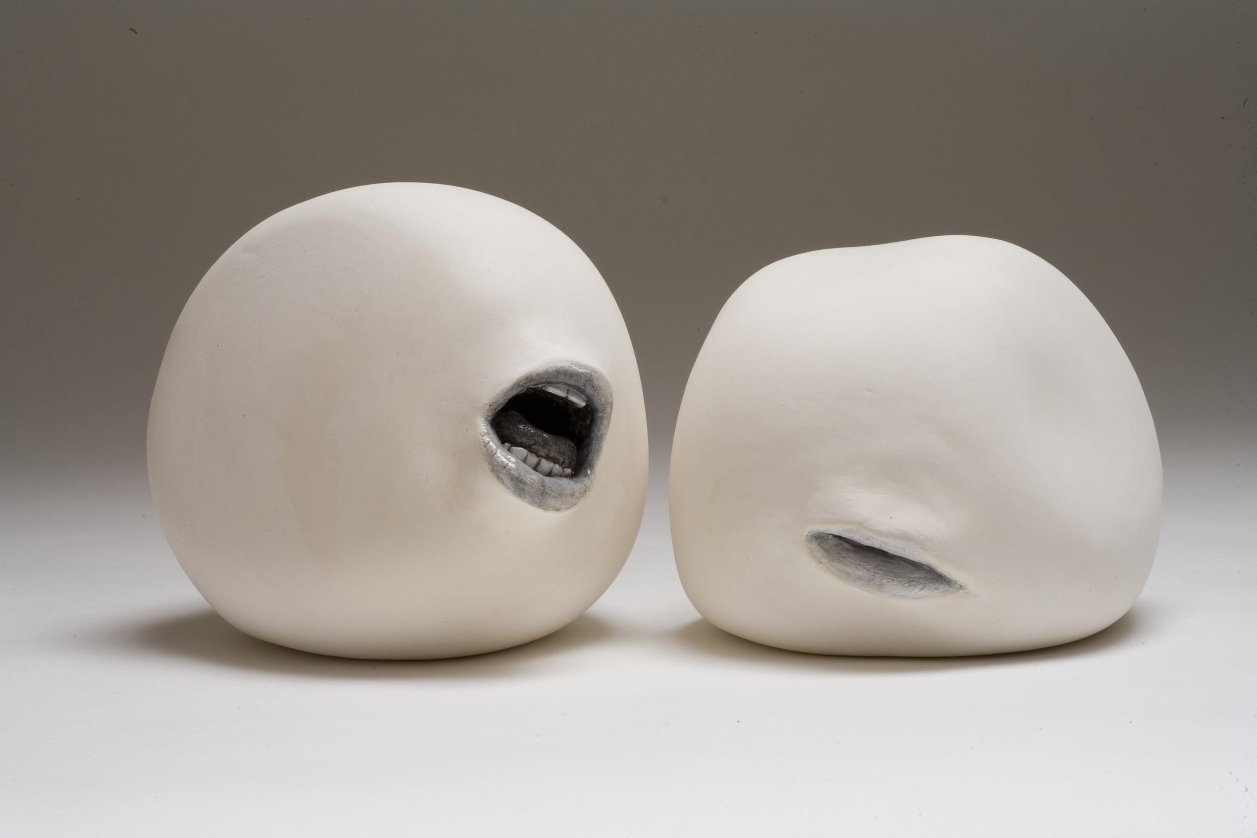 PORTRAITS 2 - ceramic
