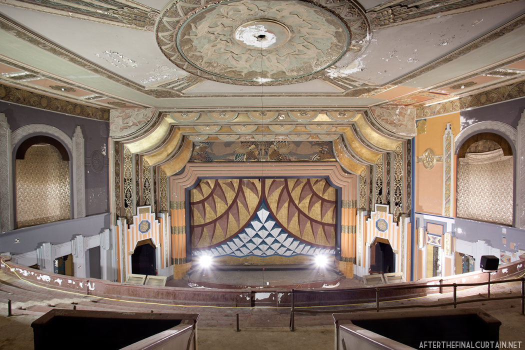 Shown: The Boyd Theater in Philadelphia, PA. Photo courtesy of After The Final Curtain.net.