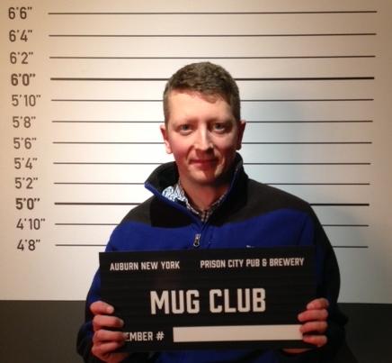 Photo of Mug Club Member