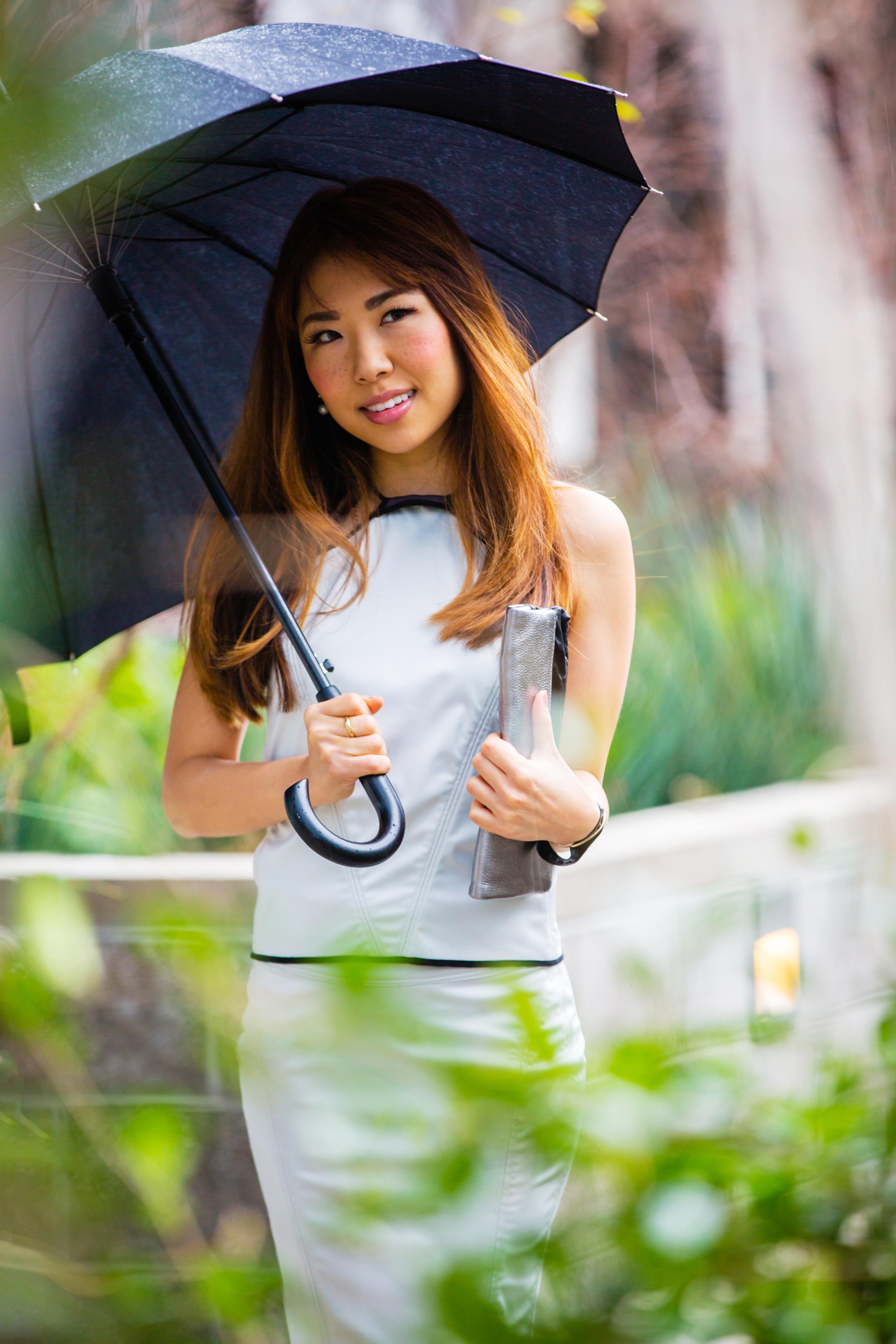 AW16 Zuria HalterTop & Brea Pencil Skirt (Reversible/Water Resistant)