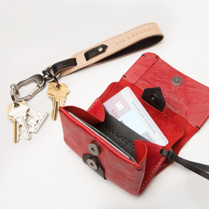 Zoey Wallet & Key Chain