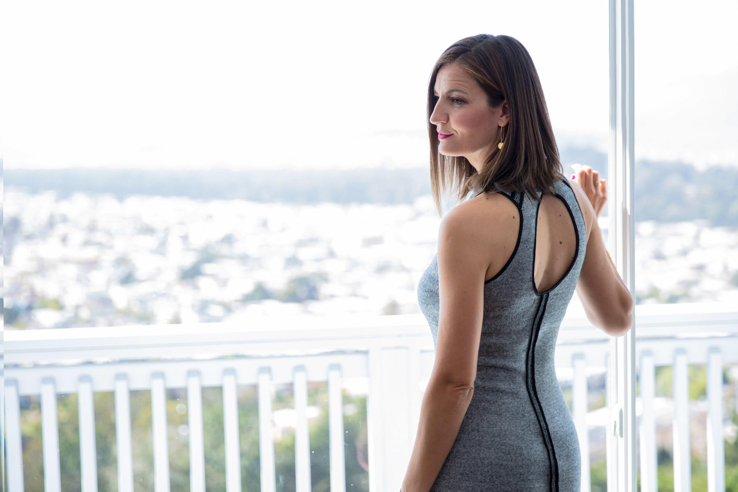 On Maria -  Ella Dress