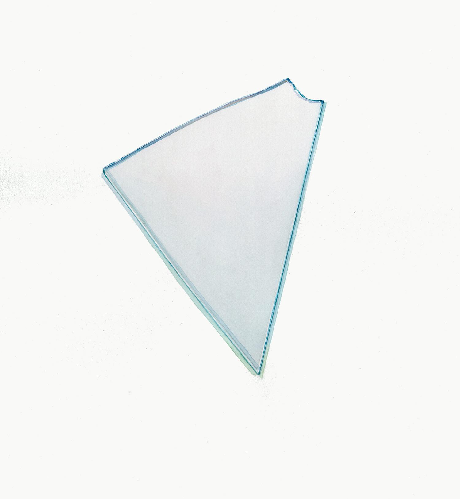 Glass Shard #1
