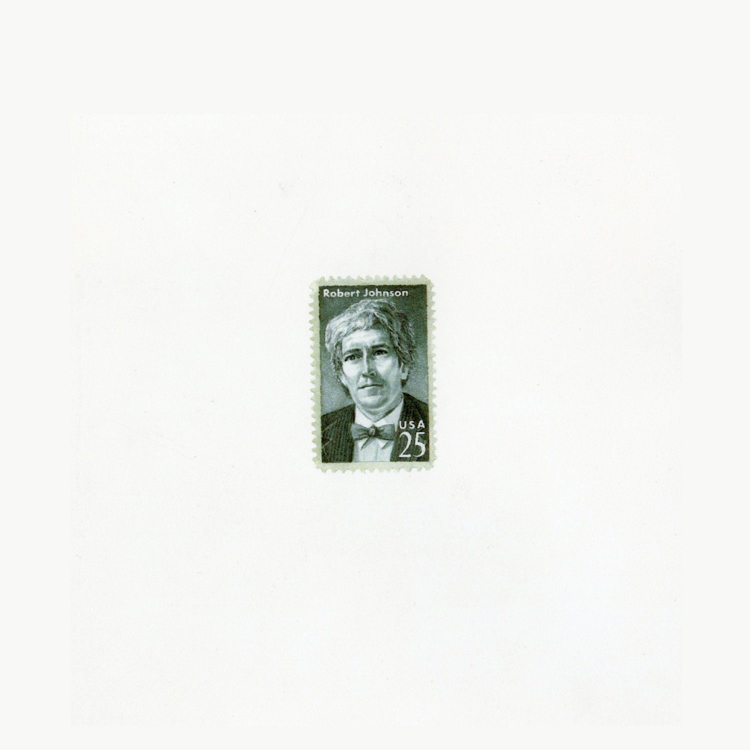 Robert Johnson 25¢ Commemorative Stamp