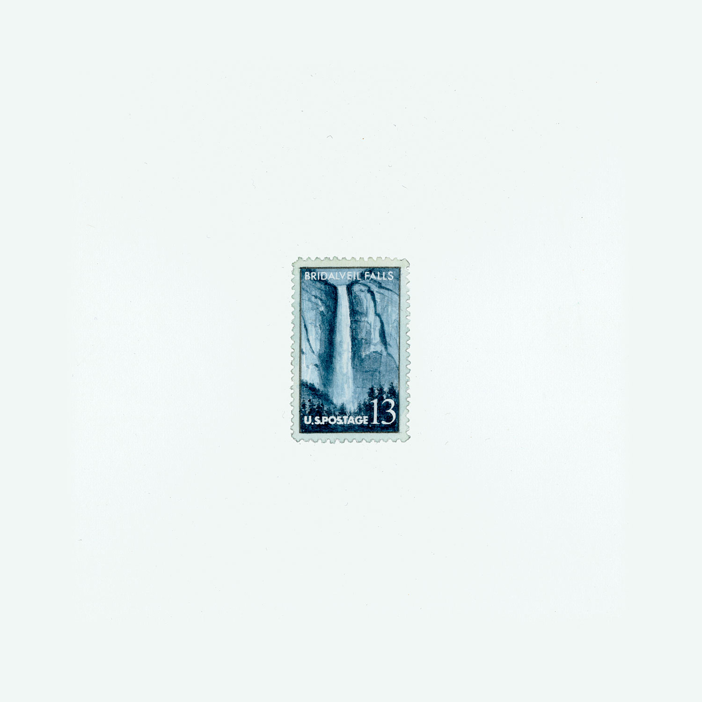 Bridalveil Falls 13¢