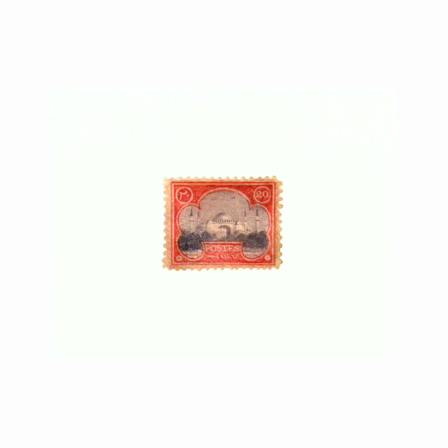 Turkish Postage Stamp