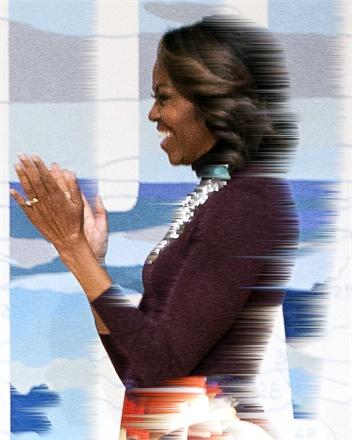 Vogue Italia - Michelle Obama