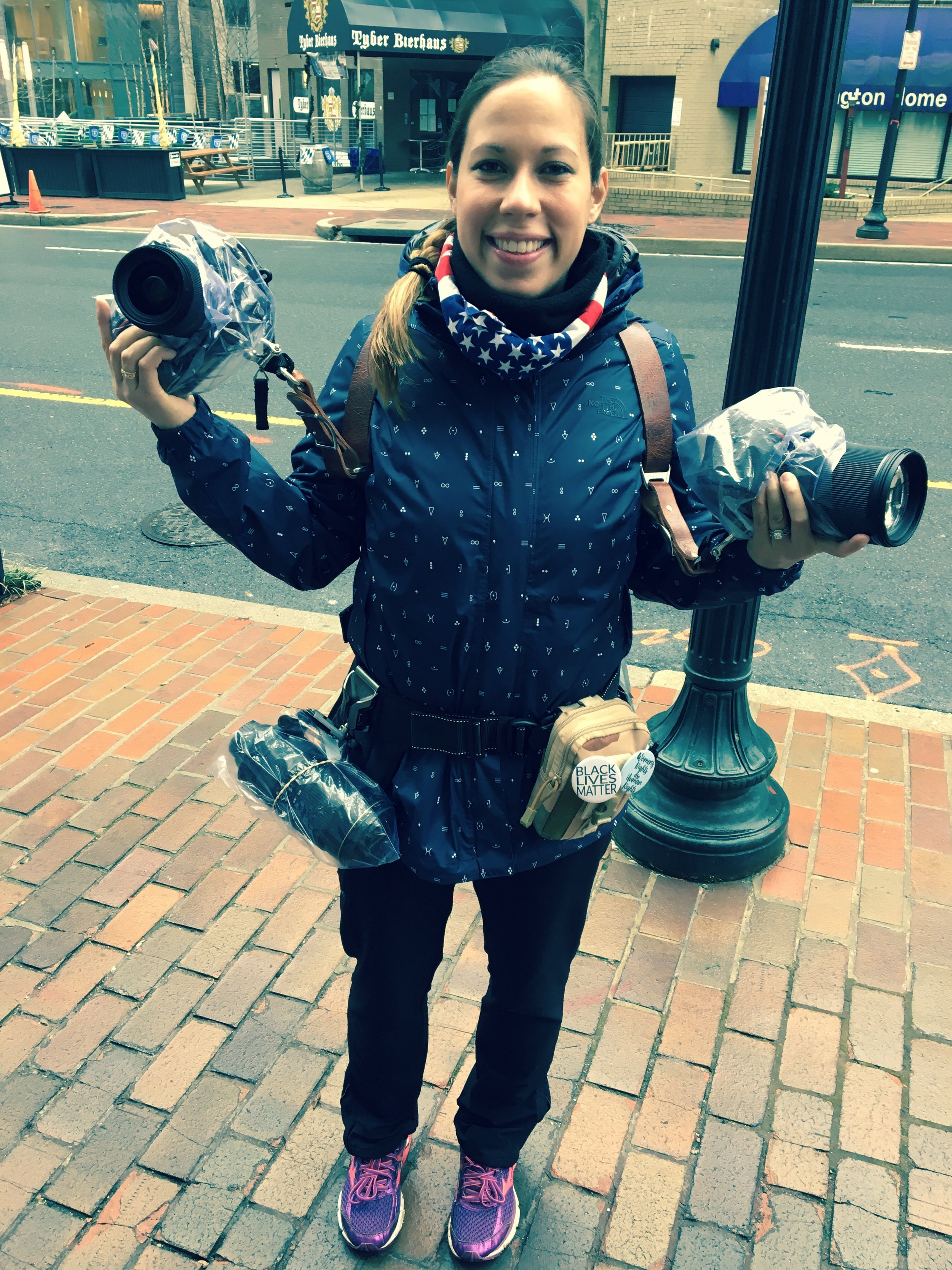 Photographing The Women's March, Washington D.C.
