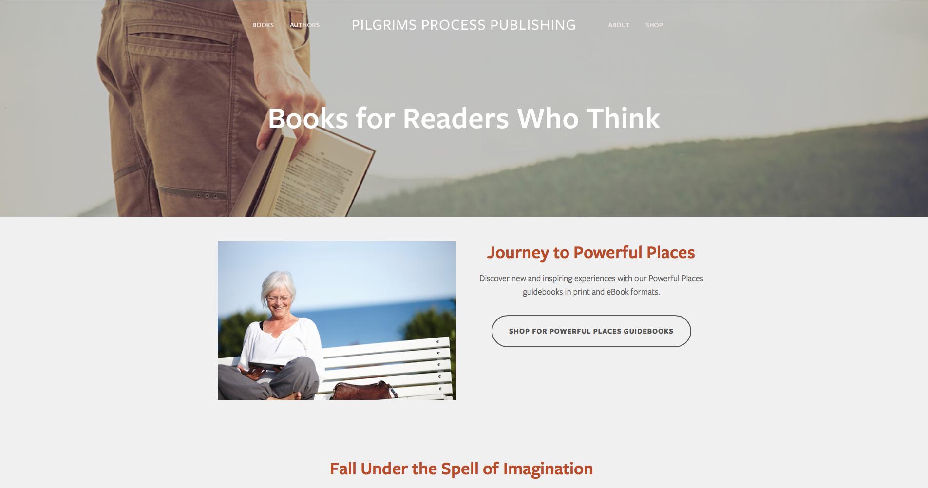 PilgrimsProcessPublishing.com