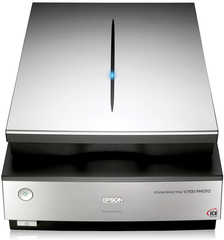 Epson V700.