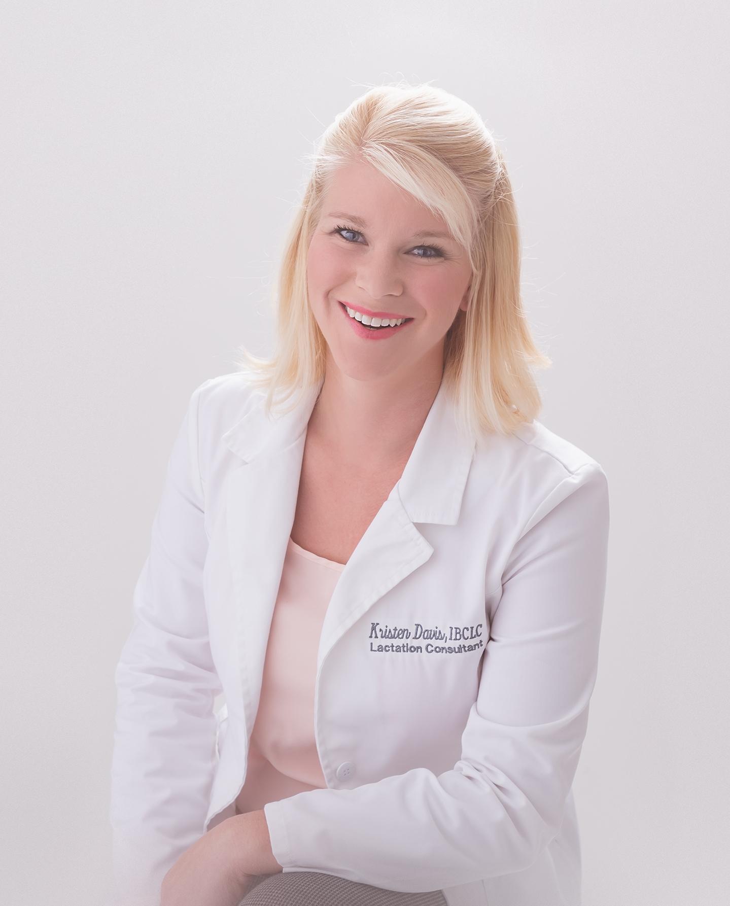 Kristen Davis, IBCLC, Breast4Baby Owner