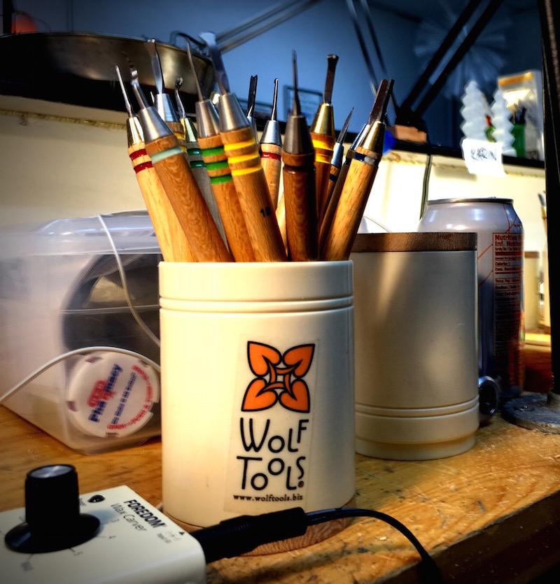 Wolf Precision Master Carver's Kit