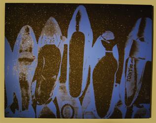 Andy Warhol, Diamond Dust Shoes, 1980