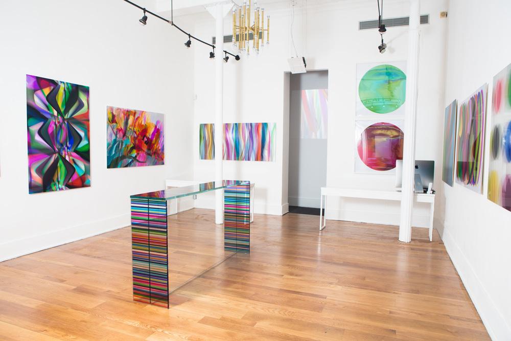 Irene Mamiye Art Gallery,   89 Spring Street,New York City