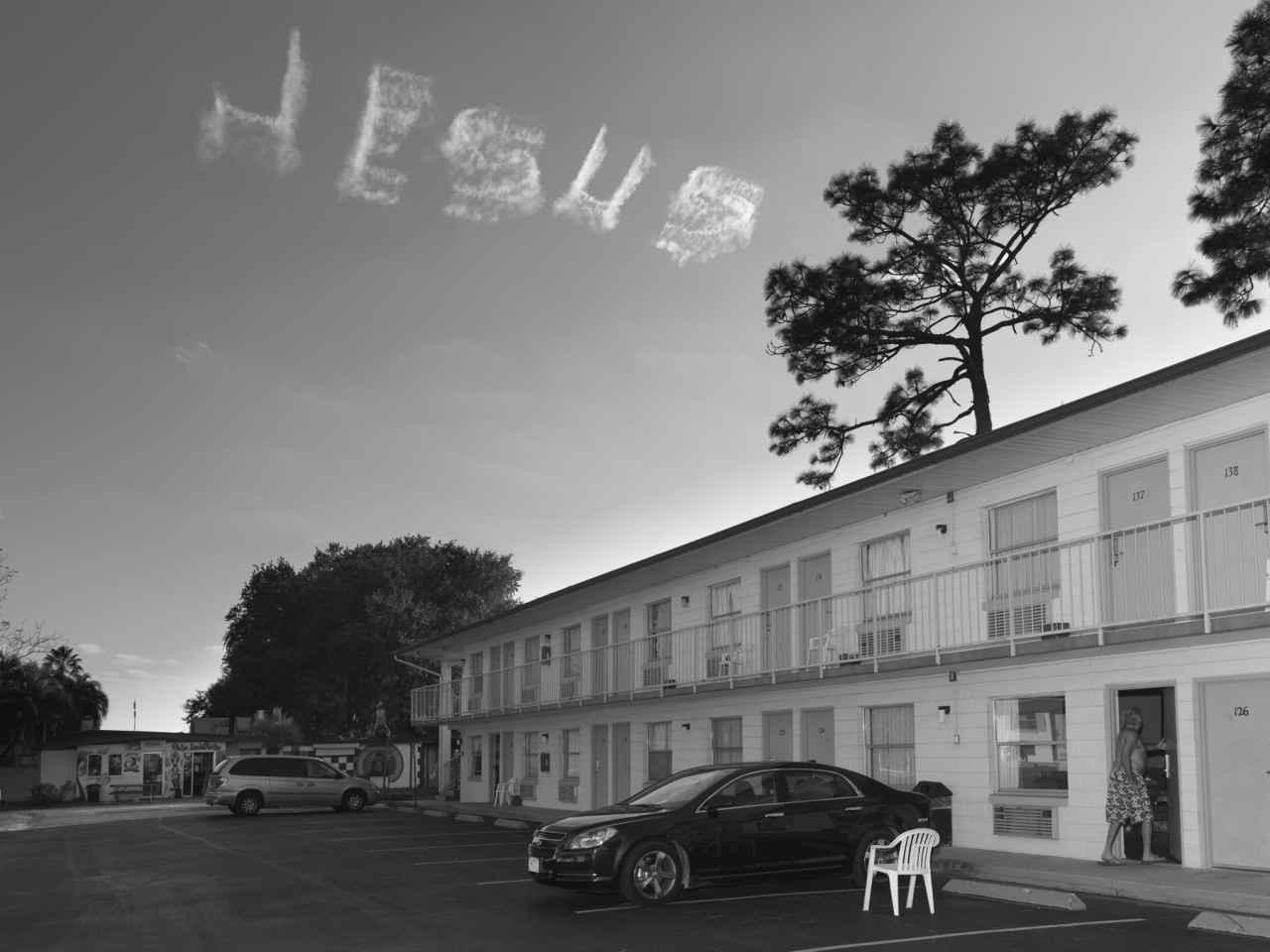 Alec Soth,  The Key Hotel. Kissimmee, Florida, 2012. Pigment print