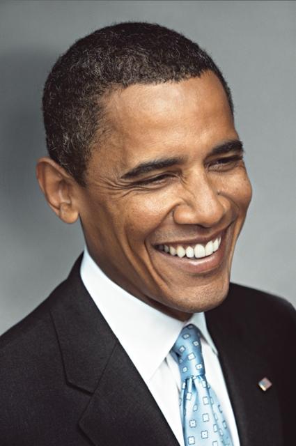 Barack Obama , Grand Rapids Michigan, Oct. 2008