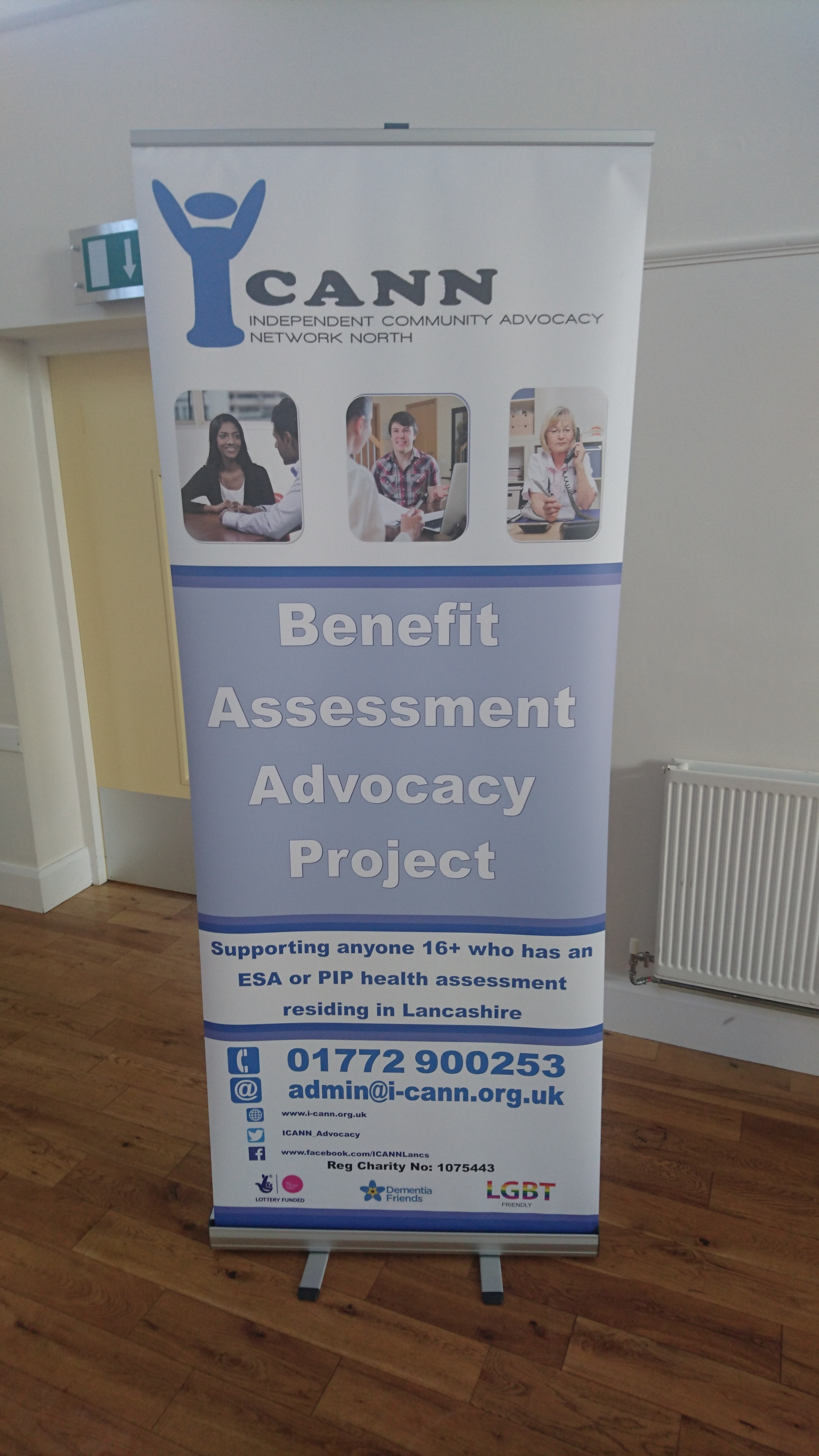 Our Benefit Assessment Advocacy Project has been well received this year.