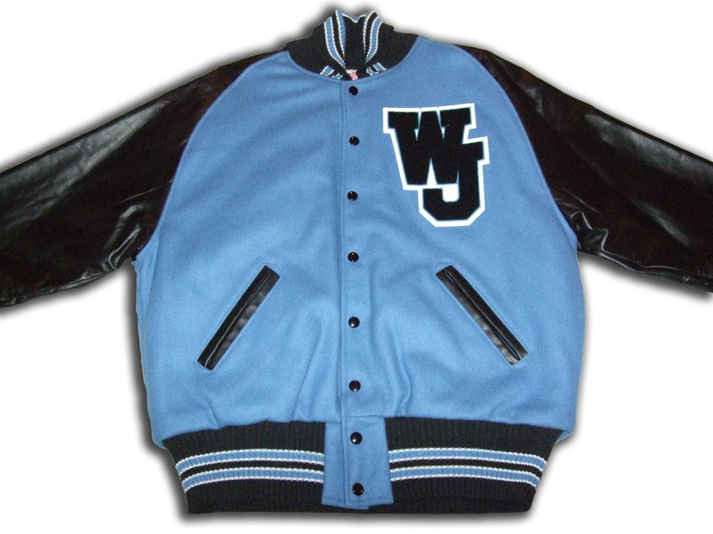 West Jordan Utah Letterman Jacket