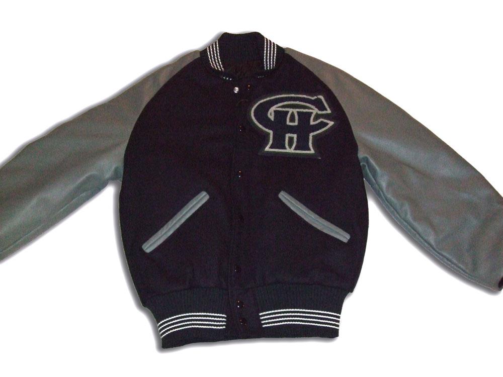 Copper Hills Utah Letterman Jacket