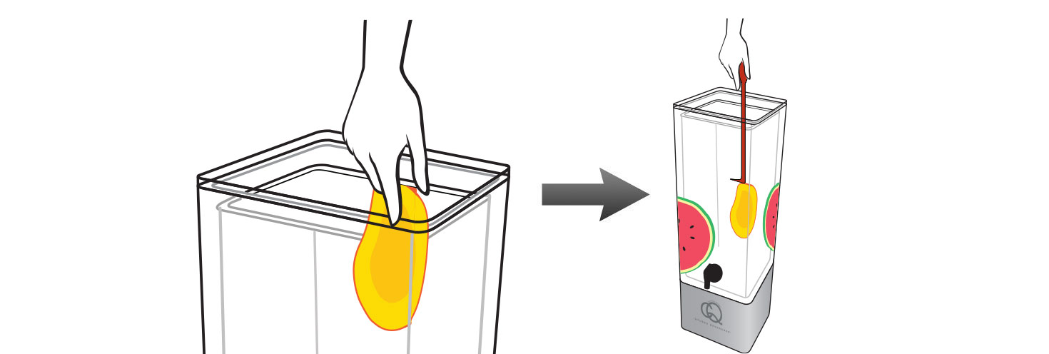 CQ-Mango-Watermelon-Infused-Water-Recipe-Step-2-Add-Fruit-Into-BPA-Free-Infusion-Jar.jpg