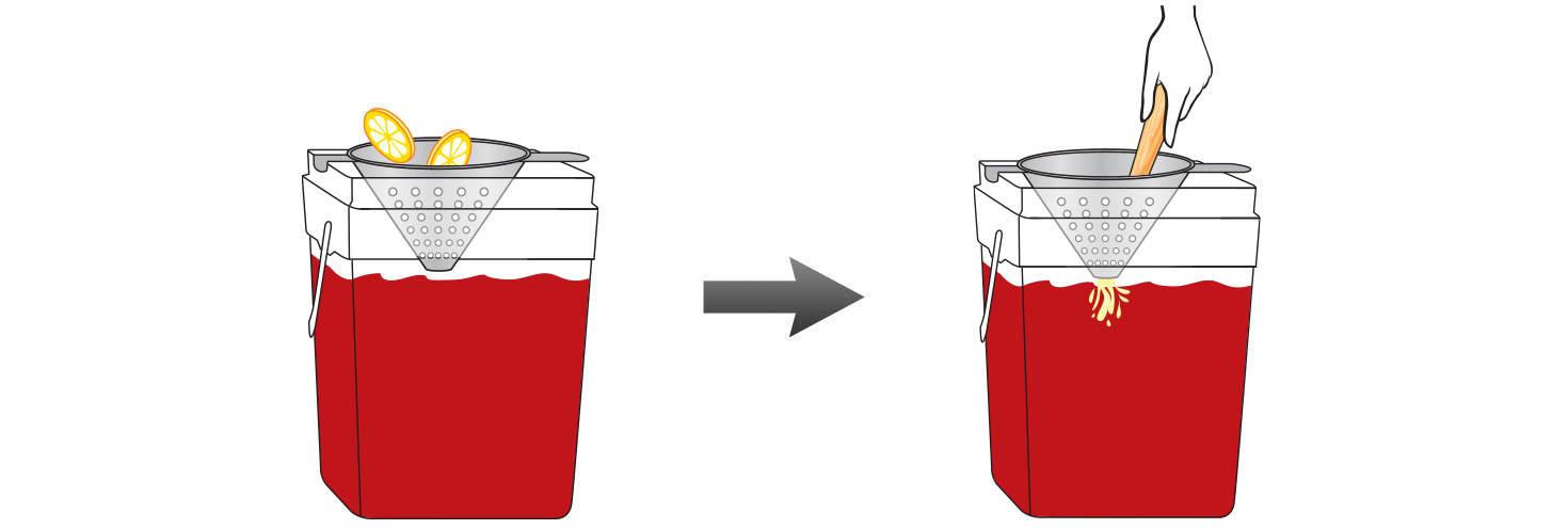 CQ-Lemon-Black-Cherry-Juice-Infusions-Recipe-Step-4-Infusing-Water-Fresh-Lemon-Black-Cherry