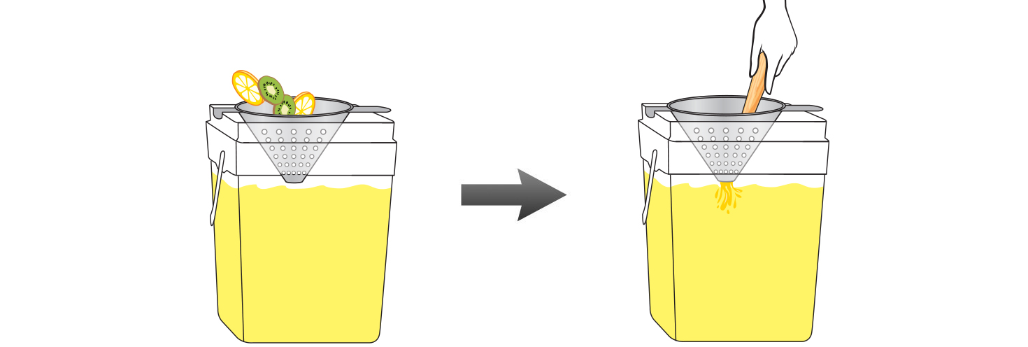 CQ-Lemon-Kiwi-Infused-Water-Recipe-Step-4-Infusing-Water-Fresh-Lemons-Kiwi