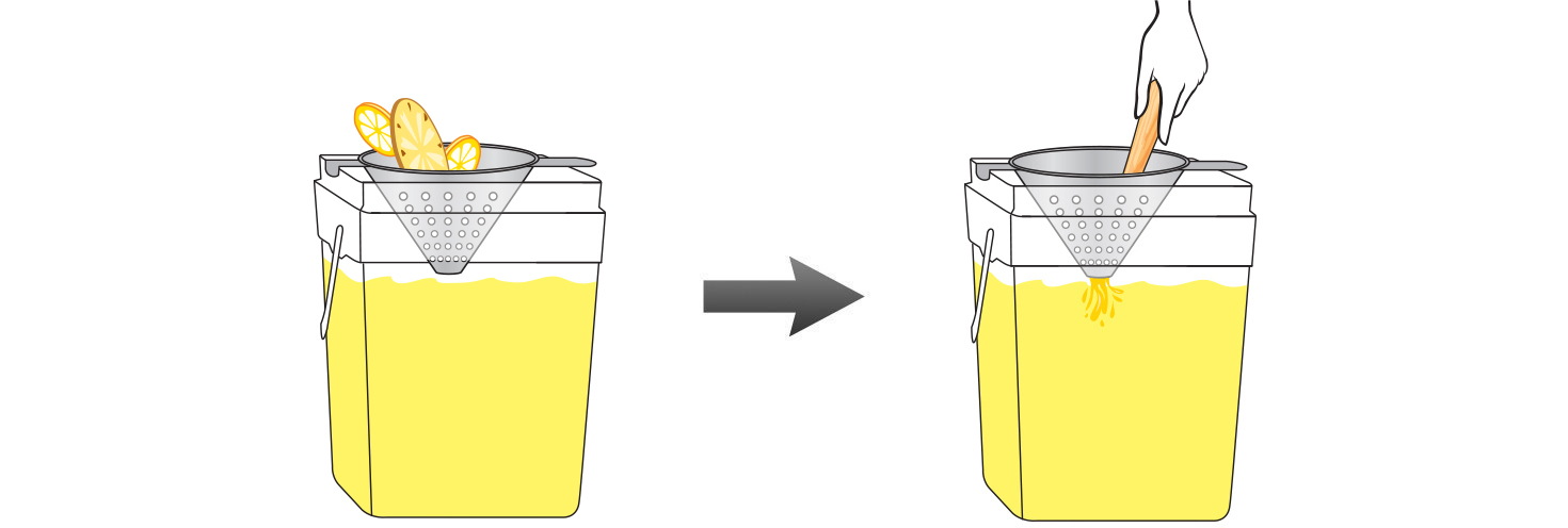 CQ-Lemon-Pineapple-Cayenne-Infused-Water-Recipe-Step-4-Infusing-Water-Fresh-Lemons-Pineapple-Cayenne.jpg