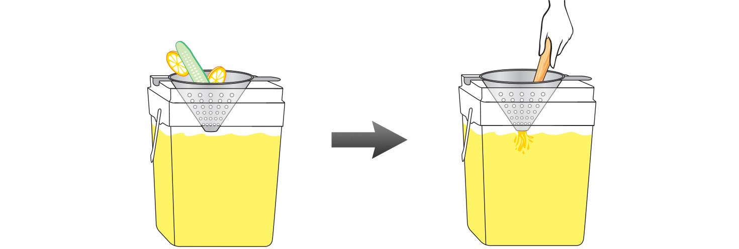 CQ-Lemon-Cucumber-Spa-Water-Recipe-Step-4-Infusing-Water-Fresh-Lemons-Cucumber