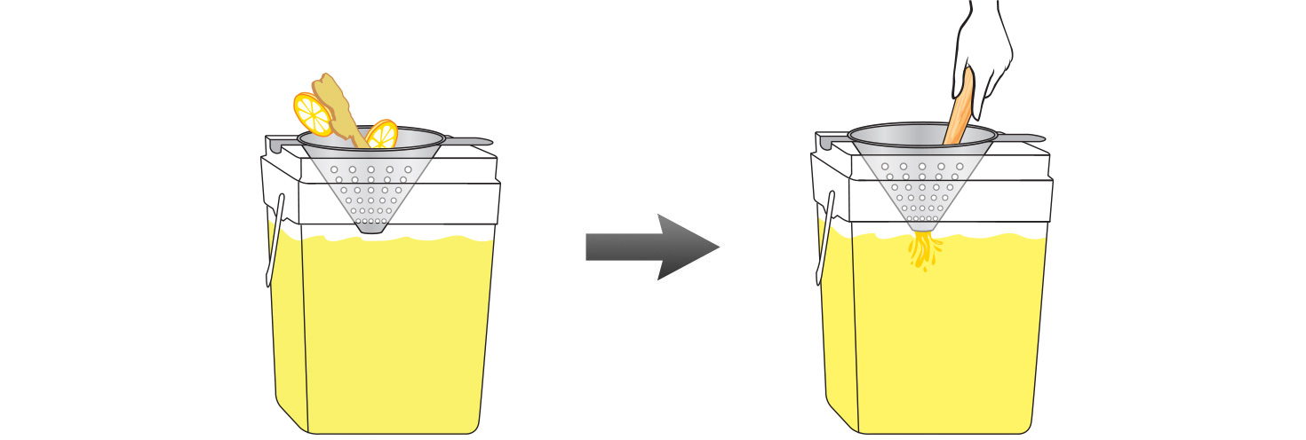 CQ-Lemon-Ginger-Infused-Water-Recipe-Step-4-Infusing-Water-Fresh-Lemons-Ginger